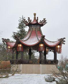 Китайская беседка Architecture Du Japon, Futuristic Architecture, Art And Architecture, Chinese Buildings, Ancient Chinese Architecture, Beautiful Buildings, Beautiful Places, Chinese Garden, Japanese House