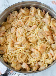 Bang Bang Shrimp Pasta! this can be made with chichen