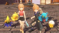 Watch the World of Final Fantasy opening cinematic   Its going to be a busy few months for fans of Square Enix.  Last month was therelease of Dragon Quest VII: Fragments of the Forgotten this week was the release of Dragon Quest Builders and on October 25th it will be the release of World of Final Fantasy. This will lead into the releases of Final Fantasy XV next month and finally Kingdom Hearts HD 2.8 Final Chapter Prologue.  With the upcoming release of World of Final Fantasy Square Enix…