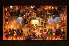 バーニーズ ニューヨーク銀座店 2012年12月 ショーウインドー3