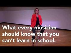 """(3) Anne-Sophie Mutter: """"What every musician should know that you can't learn in school."""" - YouTube"""