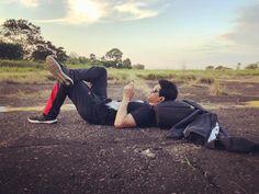 "13.7k Likes, 188 Comments - Iko Uwais (@iko.uwais) on Instagram: ""Con permiso sí señor 😏😏😏🤔 @audyitem @ryan_hahaha @ramadhan_ruswadi #mile22 #movie"""