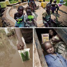 'HydroPack' นวัตกรรมแสนง่ายทำน้ำสะอาดในพื้นที่ขาดแคลน