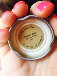 Snapple cap, real fact 760