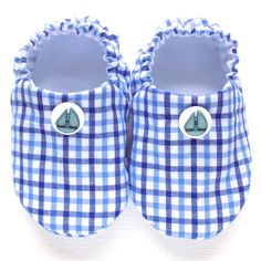 Shoes for the Little Sailor!