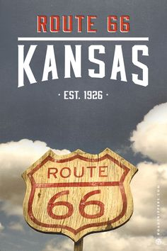 The Kansas section of Route 66 is the shortest but its still full of Route 66 fun.