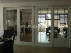 En-suite deuren in ons nieuwbouwhuis