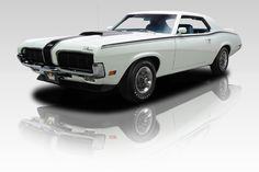 1970 Mercury Cougar Eliminator Boss 302 Blue