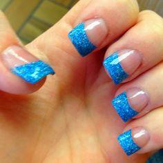 Acrylic nails <3