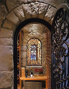 Jon Luce Builder - Tour Homes - Interiors Hacienda Homes, Wrought Iron Decor, World Decor, Mediterranean Style Homes, Wine Decor, Architectural Features, Tuscan Style, Old World Charm, Rustic Elegance
