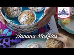 Banana Muffin Recipe | Chelsea Sugar