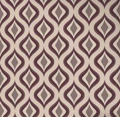graphic wallpaper #interiordesign #amylaudesign #chicagointeriors Graphic Wallpaper, Cement Tiles, Townhouse, Chicago, Curtains, Interior Design, Patterns, Nest Design, Block Prints