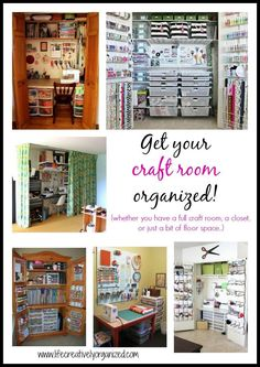 Get your craft room