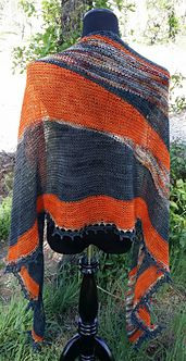 Ravelry: Alluvial Plains pattern by Karen MaCall