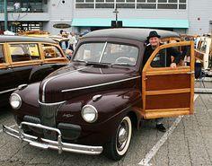 1941 Woody