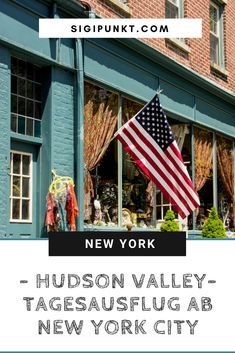 Tagesausflug ab New York City: das Hudson Valley - Sigipunkt. Hudson Valley, New York Tipps, New York City, Road Trip, Florida, Community, Places, Air Travel, Us Travel