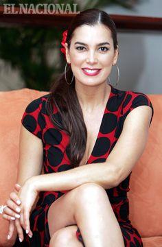 Ruddy Rodríguez, Miss Mundo Venezuela en 1985. Empresaria, cantante y actriz de la pequeña y gran pantalla. Caracas, 17-07-2007 (HENRY DELGADO / EL NACIONAL)