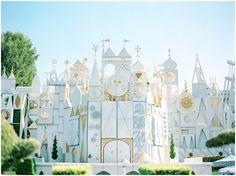 Its a Small World at Disneyland California. Contax It's a little world in Disneyland California. Disneyland Engagement Photos, Disneyland Photos, Disneyland Park, Disney Engagement, Engagement Pictures, Engagement Session, Disneyland Hotel California, Small World Disneyland, Disney Fireworks
