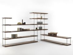 TABULAR | Libreria by Riva 1920 | design Jamie Durie
