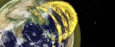 """Astronomers have for the first time captured visual evidence of the existence of tubular plasma structures in the inner layers of the magnetosphere surrounding the Earth. """"For over 60 years, scientists believed these structures existed but by..."""