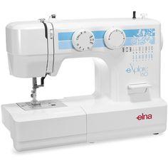 Machine à coudre Elna eXplore 160 + cadeau + Garantie 5 ans