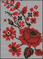Gallery.ru / Фото #26 - Узоры для женских сорочек - valentinakp