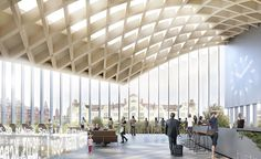 ELDING OSCARSON . C.F. MØLLER . new Central Station . Lund (5)