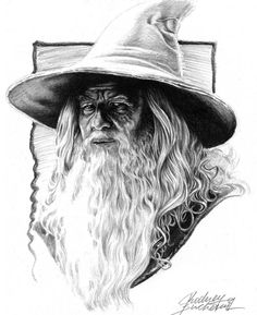 Gandalf - The Lord of the Rings - Rodney Buchemi