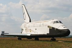 In 1988, the Soviets launched the Buran, a spacecraft that had an almost identical appearance to the US Space Shuttle. It only made one flight.