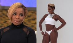 mary j. blige self magazine | mary j blige i suffered from self hatred monday january 06 2014 mary j ...