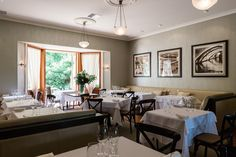 The Long Apron Restaurant at Spicers Clovelly Estate #spicersretreats #spicersclovellyestate