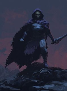 Skeletor sketch, ryan  lang on ArtStation at https://www.artstation.com/artwork/skeletor-sketch-09ccc7a2-d47c-4ba0-9b03-55858d3d752d