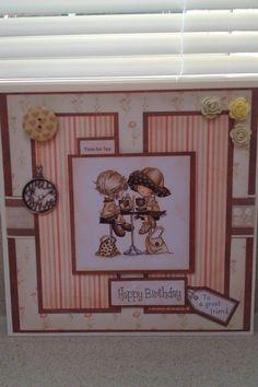 Birthday Card for close friend