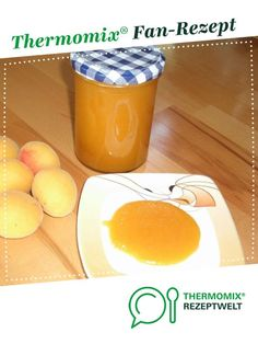 Aprikosenmarmelade Apricot jam by A Thermomix ® recipe from the Sauces / Dips / Spreads category on www.de, the Thermomix ® Community. Healthy Eating Tips, Healthy Nutrition, Eating Habits, Clean Eating, Dessert Oreo, Nutritional Yeast Recipes, Vegetable Drinks, Mushroom Recipes, Food Menu