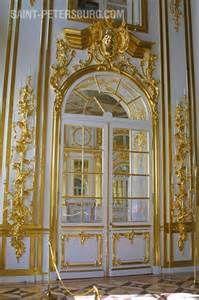 Window at Catherine Palace in Tsarskoye Selo -