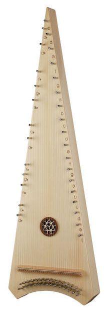 Thomann Europe Tenor Psaltery D1006 www.thomann.de #folk #folkinstruments