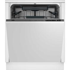 Beko DIN28320 EcoSmart 13 Place Fully Integrated Dishwasher