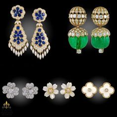 Next up for our holiday season ideas... #VCA Earrings! From signature #Alhambra Earrings to #VanCleef high jewelry Earrings, we have the most beautiful selection of authentic van cleef ready for you at www.vintagesignedjewels.com ⚜️❤️⚜️ #yafasignedjewels #yafa #vintage #vintagejewelry #signedjewelry #authentic #thebest #diamond #vintagejewelry #thebest #newyork #authentic #vintage #style #chic #finejewelry #highjewelry #giftideas #gift #holidayseason #vancleef #vancleefarpels #earrings…