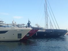 Superyachts at Cannes 2016 Cannes, Boat, Search, Dinghy, Searching, Boats, Ship