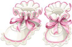 Pink booties baby shower card [преобразованный].png