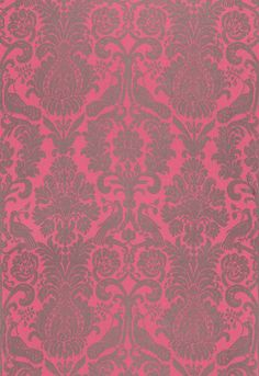 Alessandra Branca For Schumacher Anna Damask