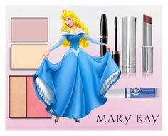 Aurora Mary Kay Color by taylormarie213 on Polyvore featuring polyvore, beauty and Mary Kay