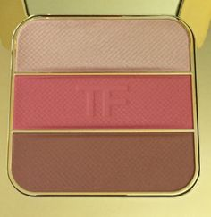 Tom Ford Soleil Collection - Contouring Palette [+Giveaway] - A Beautiful Whim