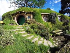 """Home of Bilbo Baggins """