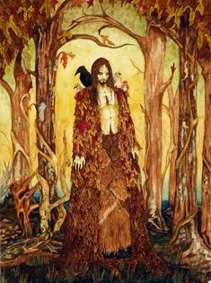 """The Erlking (German: Erlkönig, """"Alder King"""") is depicted in a number of German poems and ballads as a malevolent creature who haunts forests and carries off travellers to their deaths. The name may be an 18th-century mistranslation of the original Danish word elverkonge, """"elf-king"""". The character is most famous as the antagonist in Goethe's poem Der Erlkönig. In its original form in Scandinavian folklore, the character was a female spirit.:"""