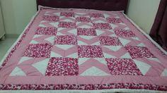 Love this pink blanket..