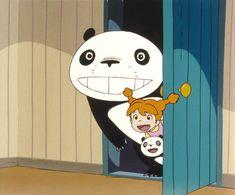 PapaPanda, Mimiko, & Panny from Panda Go Panda - Ghibli