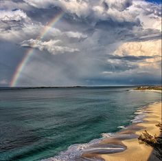 Beautiful rainbow in Nassau Paradise Island!