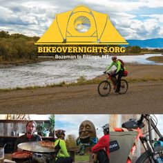 A mostly dirt ride from Bozeman to Billings, MT — Bike Overnights