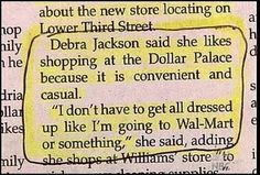 Walmart attire
